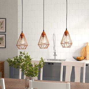 Kitchen Island Pendant Lighting You Ll Love Wayfair Co Uk