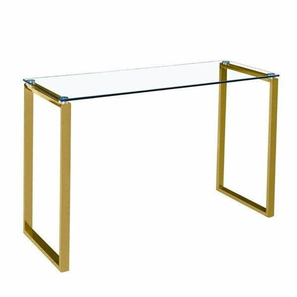 Uhrichsville Console Table by Everly Quinn Everly Quinn