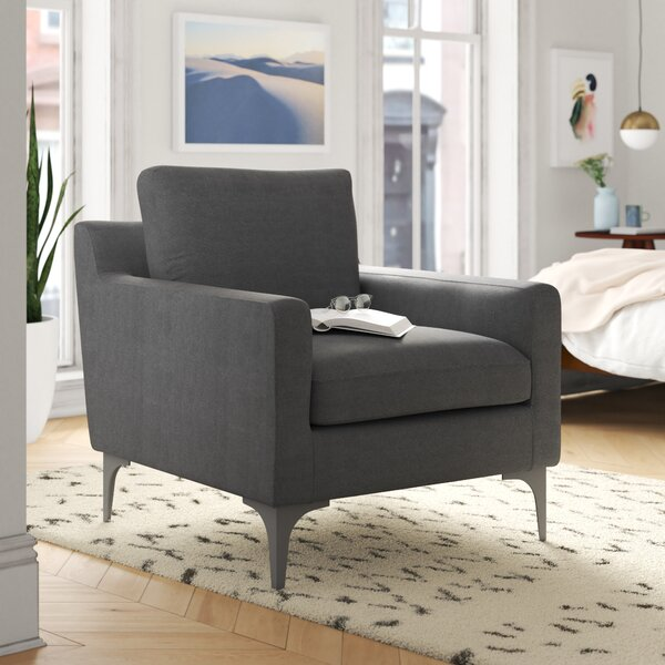 Cecelia 24 inch Armchair by Foundstone