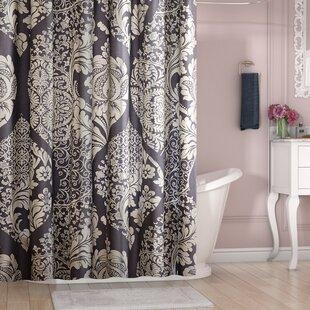 Boyden Cotton Shower Curtain
