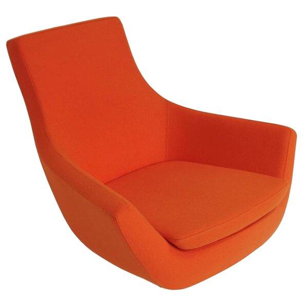 Creel Swivel Lounge Chair by Orren Ellis