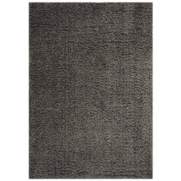 Stoffel Charcoal Area Rug by Ebern Designs