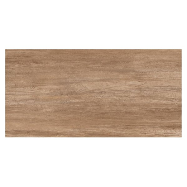 Travel 12 x 48 Porcelain Wood Look Tile in South Gold by Travis Tile Sales