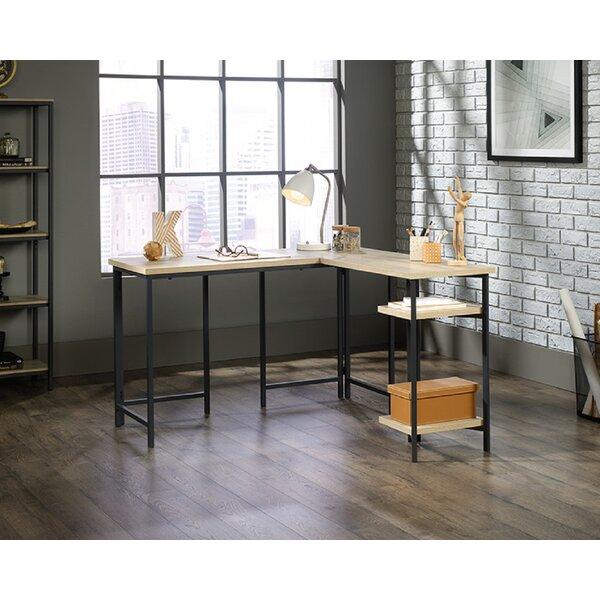 Zandra L-Shape Desk