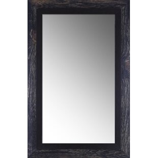 Millwood Pines Tenggarong Wood Wall Accent Mirror