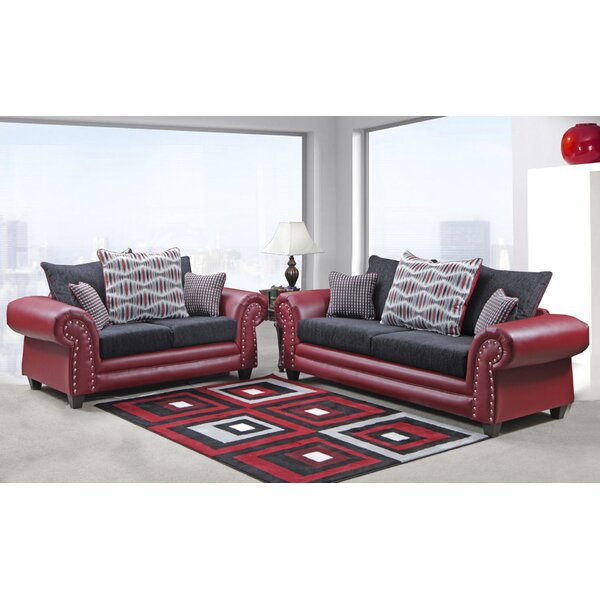 Fresquez 2 Piece Living Room Set by Charlton Home