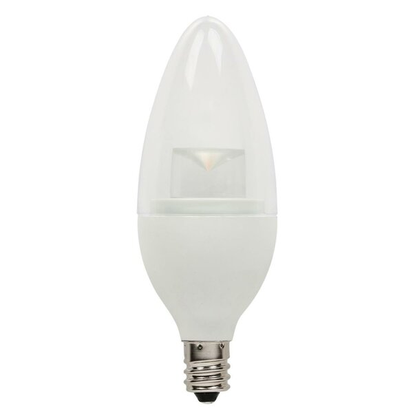 40W E12/Candelabra LED Light Bulb by Westinghouse Lighting