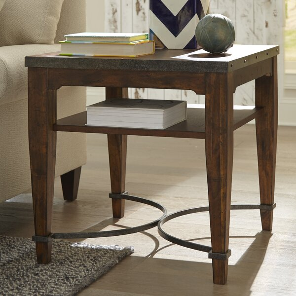 Ginkgo End Table By Trisha Yearwood Home Collection Savings