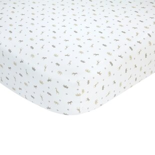 Inexpensive Safari Sateen Crib Fitted Sheet ByCarter's®