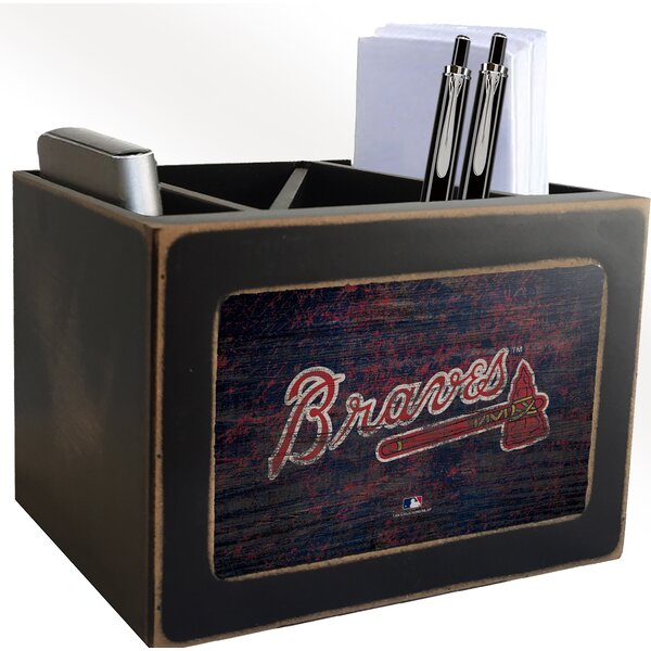 MLB Distressed Supplies Organizer by Fan Creations