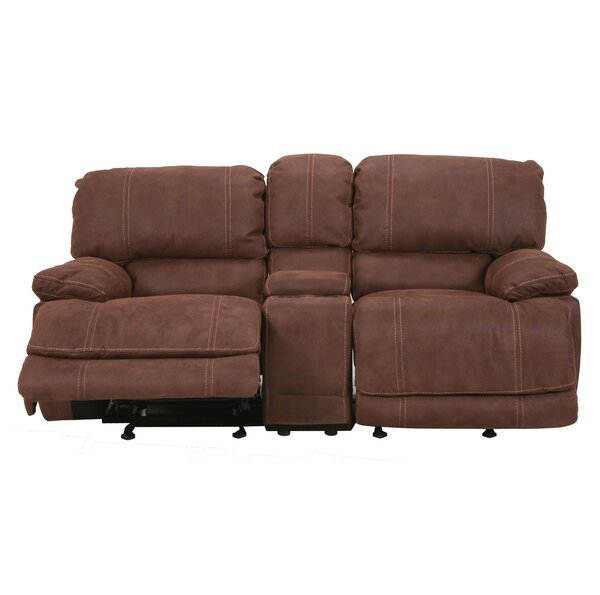 Rankin Upholstered Power Reclining Sofa by Red Barrel Studio