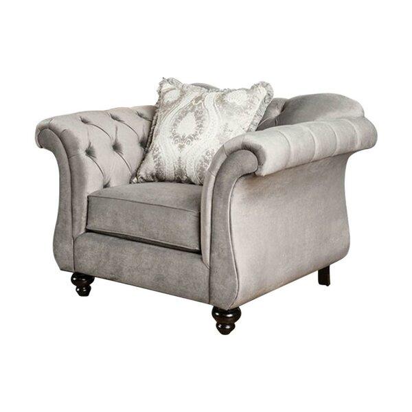 Antoinette Chesterfield Chair