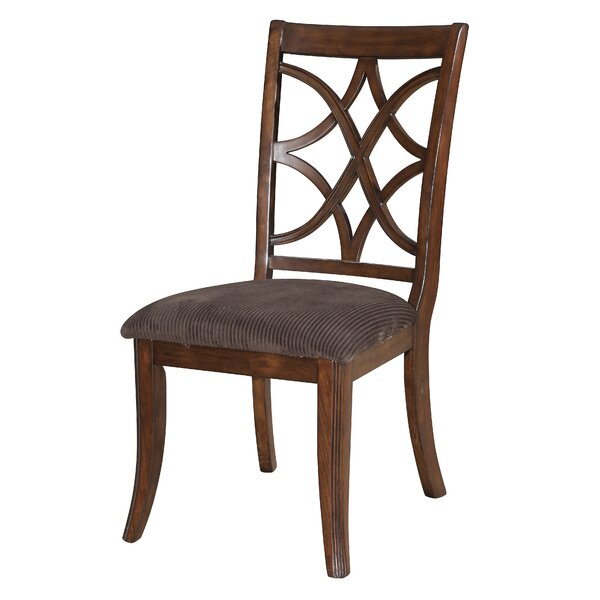 Bayard Upholstered Dining Chair (Set of 2) by Darby Home Co Darby Home Co