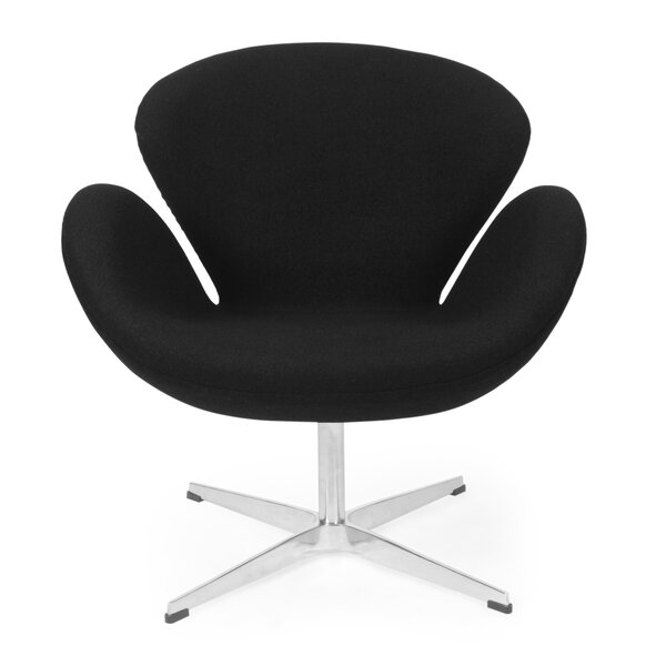 Trumpeter Swivel Lounge Chair By Kardiel Looking for