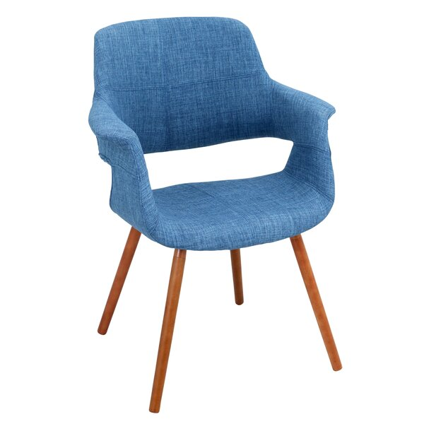 Frederick Upholstered Dining Chair by Langley Street