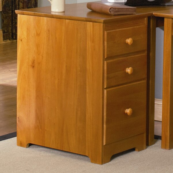 Richland 3-Drawer File Cabinet by Red Barrel Studio