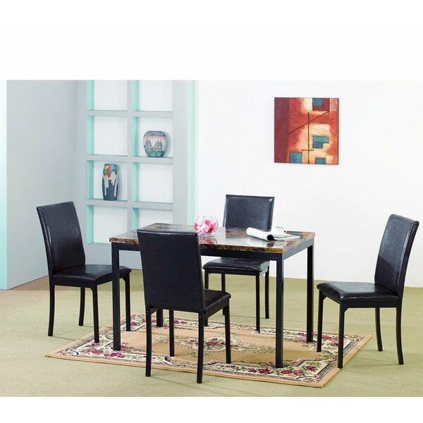 Della Dining Table by Ebern Designs