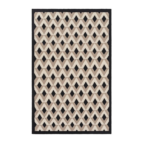 Brown/Ivory Area Rug by Surya