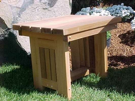 Carmelita Solid Wood Side Table by Highland Dunes