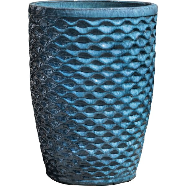 Honeycomb 4-Piece Pot Planter Set by Campania International