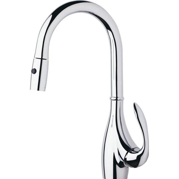 Bellefleur Single Handle Kitchen Faucet with Side Spray by Danze®