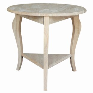 Maretti Wood End Table
