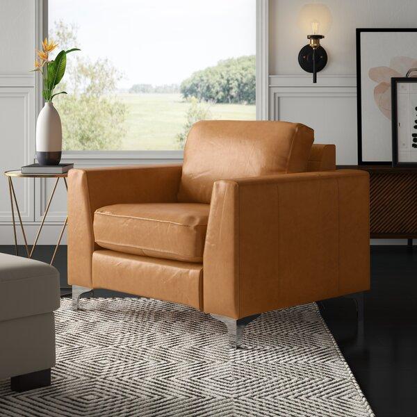Shupe Club Chair by Mercury Row