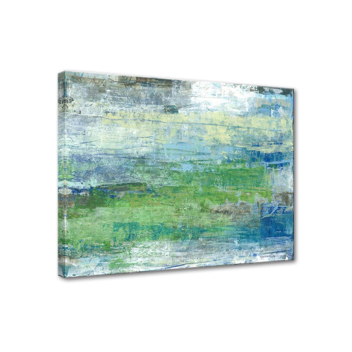 Woodland Friends II Giclee Stretched Canvas Artwork 22 x 28 Global Gallery Farida Zaman