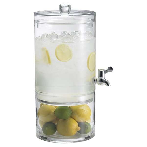 Oloran Two-Part Beverage Dispenser by Mint Pantry