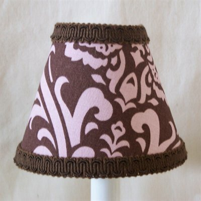 Darling Damask Night Light by Silly Bear Lighting