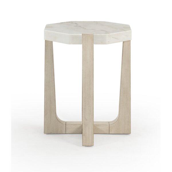 Burnet End Table by Brayden Studio Brayden Studio