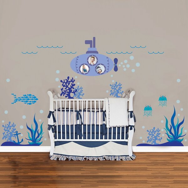 Gorham World Wall Decal by Zoomie Kids