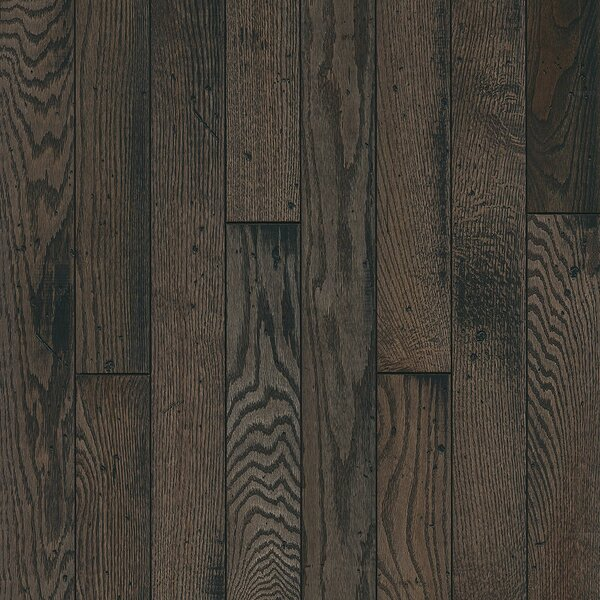 3-1/4 Solid Oak Hardwood Flooring in Soothing Slate by Armstrong Flooring