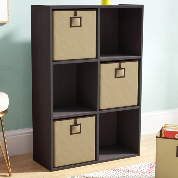 Lancaer Cube Unit Bookcase by Ebern Designs