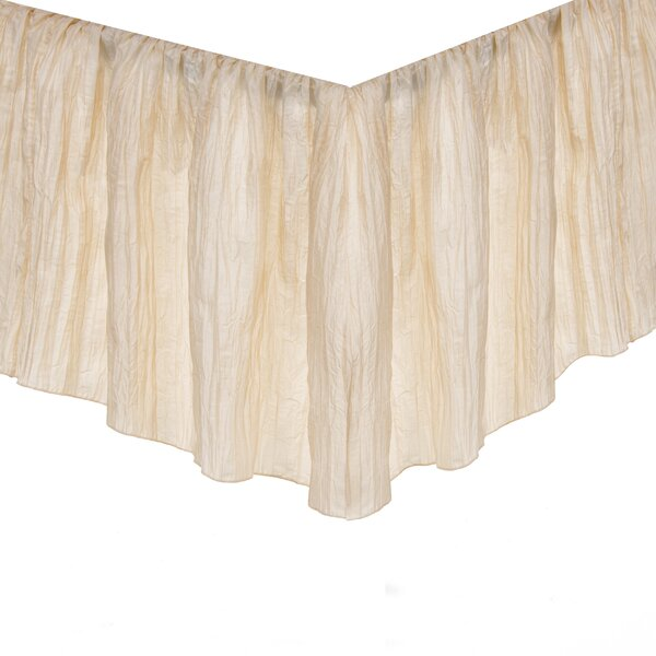 Charlotte Crib Skirt by Glenna Jean