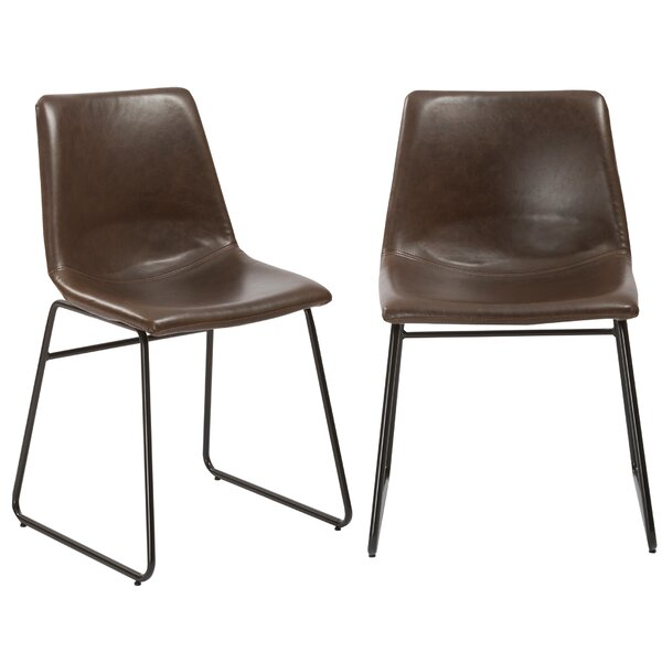 Firman Upholstered Dining Chair (Set of 2) by Williston Forge