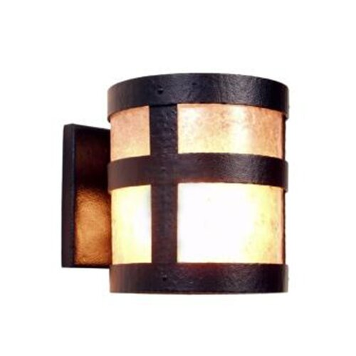Bayview Open 1-Light Outdoor Sconce by Loon Peak