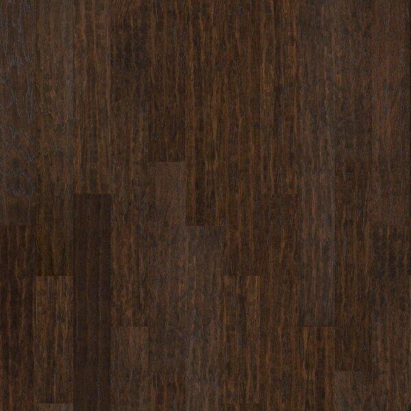 Portland 5 Engineered Hickory Hardwood Flooring in Collins by Shaw Floors