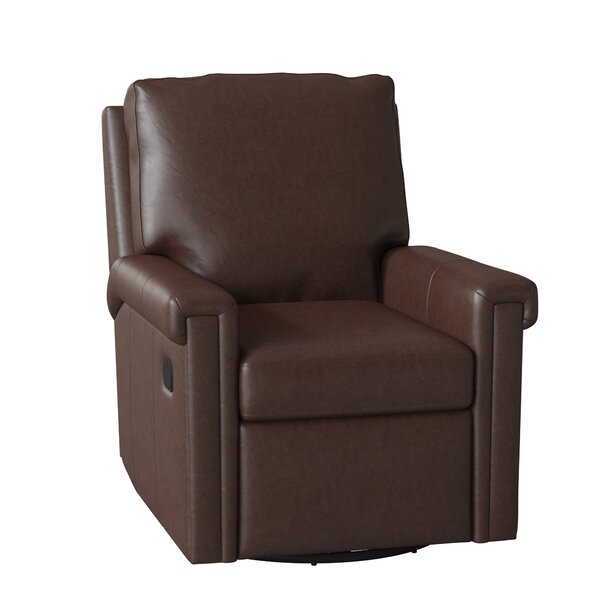 Kara Leather Power Wall Hugger Recliner by Bradington-Young Bradington-Young