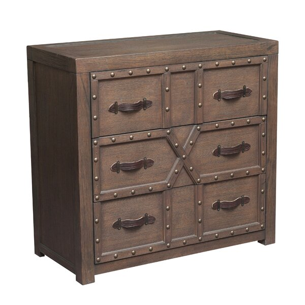 Starr 3 Drawers Accent Chest by Charlton Home Charlton Home