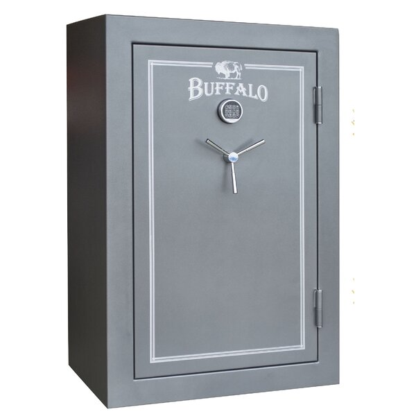 Electronic Lock Gun Safe 22.75 CuFt by Buffalo Tools