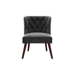 Vintage Slipper Chair