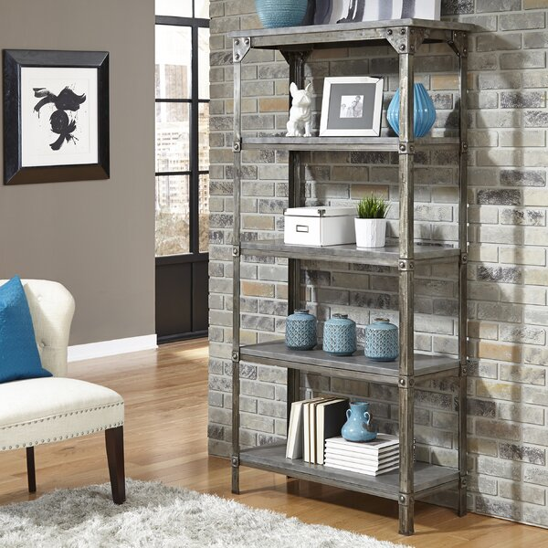 Penney Etagere Bookcase by Williston Forge