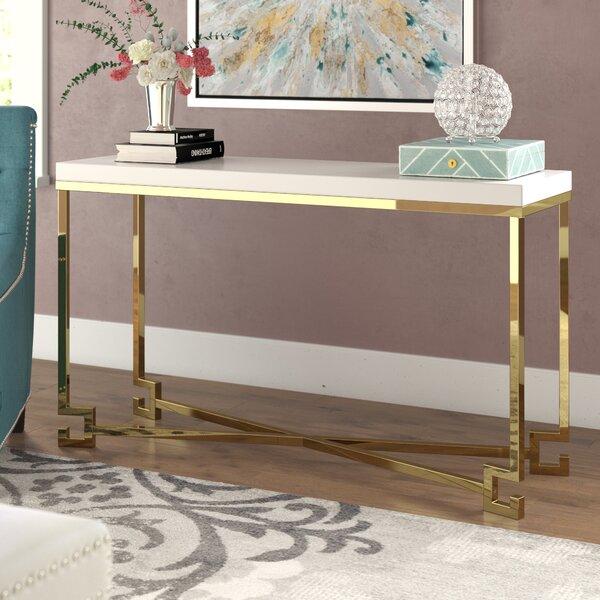 Sophia 53-inch Console Table by Willa Arlo Interiors Willa Arlo Interiors