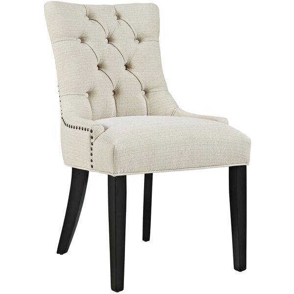 Burslem Regent Upholstered Dining Chair by Lark Manor