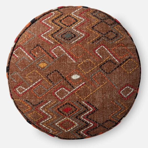 Deshaun Cotton Floor Pillow by Mistana