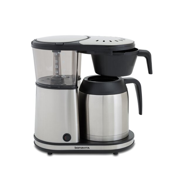Carafe 8 Cup Coffee Maker by Bonavita Coffee