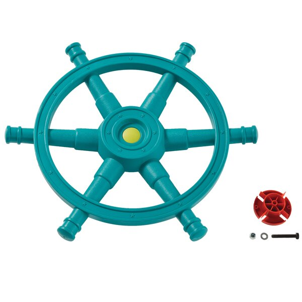 Mega Boat Steering Wheel by Blue Rabbit Play