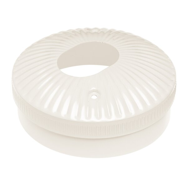 Vaulted Ceiling Mount in White by Hunter Fan