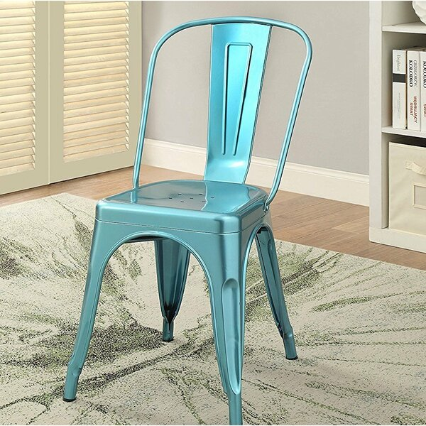 Edmore High Backrest Stationary Dining Chair (Set of 2) by Ivy Bronx